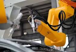 Robot tự động cắt